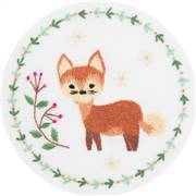 Panna Red Fox Embroidery Kit