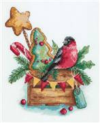 Panna Holiday treats Christmas Cross Stitch Kit