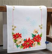Vervaco Christmas Runner Cross Stitch Kit