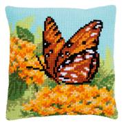 Vervaco Beauty of Nature Cushion Cross Stitch Kit