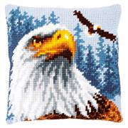 Vervaco Eagle Cushion Cross Stitch Kit