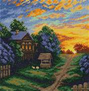 Panna The Colours of Spring Cross Stitch Kit