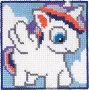 Permin Unicorn Cross Stitch Kit