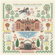 RIOLIS My House Cross Stitch Kit