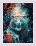 RIOLIS The Great Bear Cross Stitch Kit