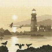 Heritage Guiding Light - Evenweave Cross Stitch Kit