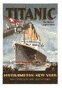 Titanic - Aida - Heritage Cross Stitch Kit