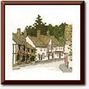 Cross Stitch Books East Anglia Book