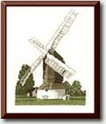 Cross Stitch Books South-East England Book