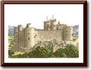 Cross Stitch Books Wales Book