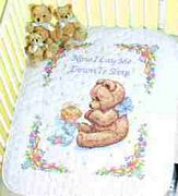 Sweet Prayer Quilt - Dimensions Cross Stitch Kit