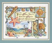 Simple Treasures - Dimensions Cross Stitch Kit