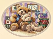 Dimensions Warm and Fuzzy Cross Stitch Kit
