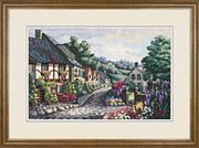Memory Lane - Dimensions Cross Stitch Kit