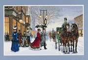 Dimensions Gracious Era Christmas Cross Stitch Kit