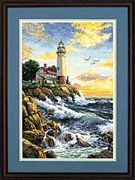 Rocky Point - Dimensions Cross Stitch Kit