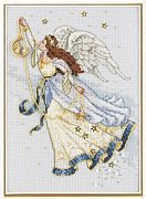 Dimensions Twilight Angel Cross Stitch Kit