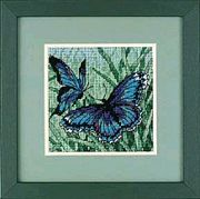 Butterfly Duo - Dimensions Tapestry Kit