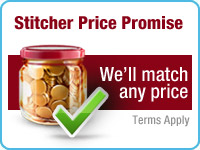 Stitcher Price Promise